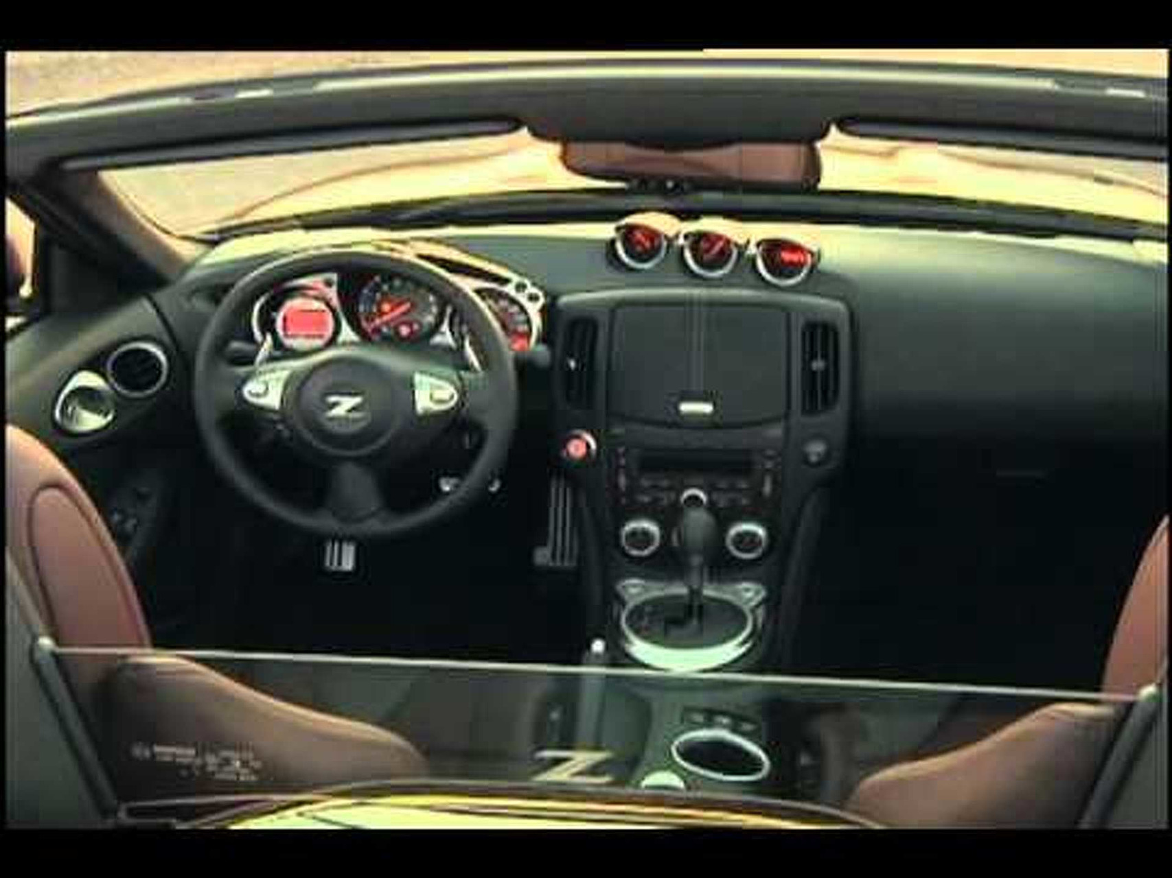 2010 Nissan 370Z Roadster Video Footage