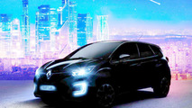 Renault Russia teases locally-built Kaptur 4x4 crossover