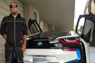 Bow Wow Selling BMW i8 for $147K Cuz of a Broken Heart