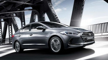 2016 Hyundai Elantra / Avante first official images and details published