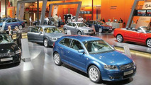 Audi Unveils Spectacular Array of Products at AMI 2004