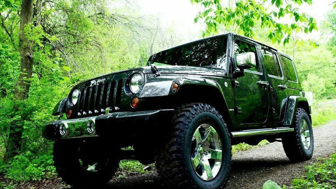 Jeep Wrangler Ultimate with 392 HEMI® from Mopar