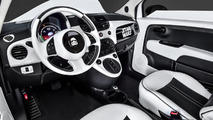 Garage Italia Customs unveils the Fiat 500e stormtrooper in Los Angeles