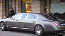 Stretched Bentley Mulsanne by ArmorTech Motors