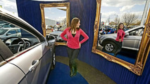 Chevrolet Creates First Drive-In Fitting Room