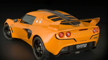 2010 Lotus Exige Cup 260 receives Exige GT3 upgrades