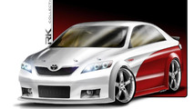 Toyota Camry NASCAR Edition by RK Collection