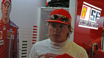 Raikkonen fined 7600 euros for speeding