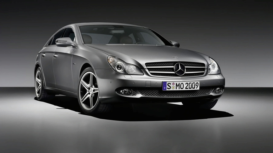 More Mercedes CLS Grand Edition Details and Eye Candy Released