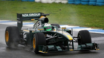 Former PM doubted Lotus would get car running