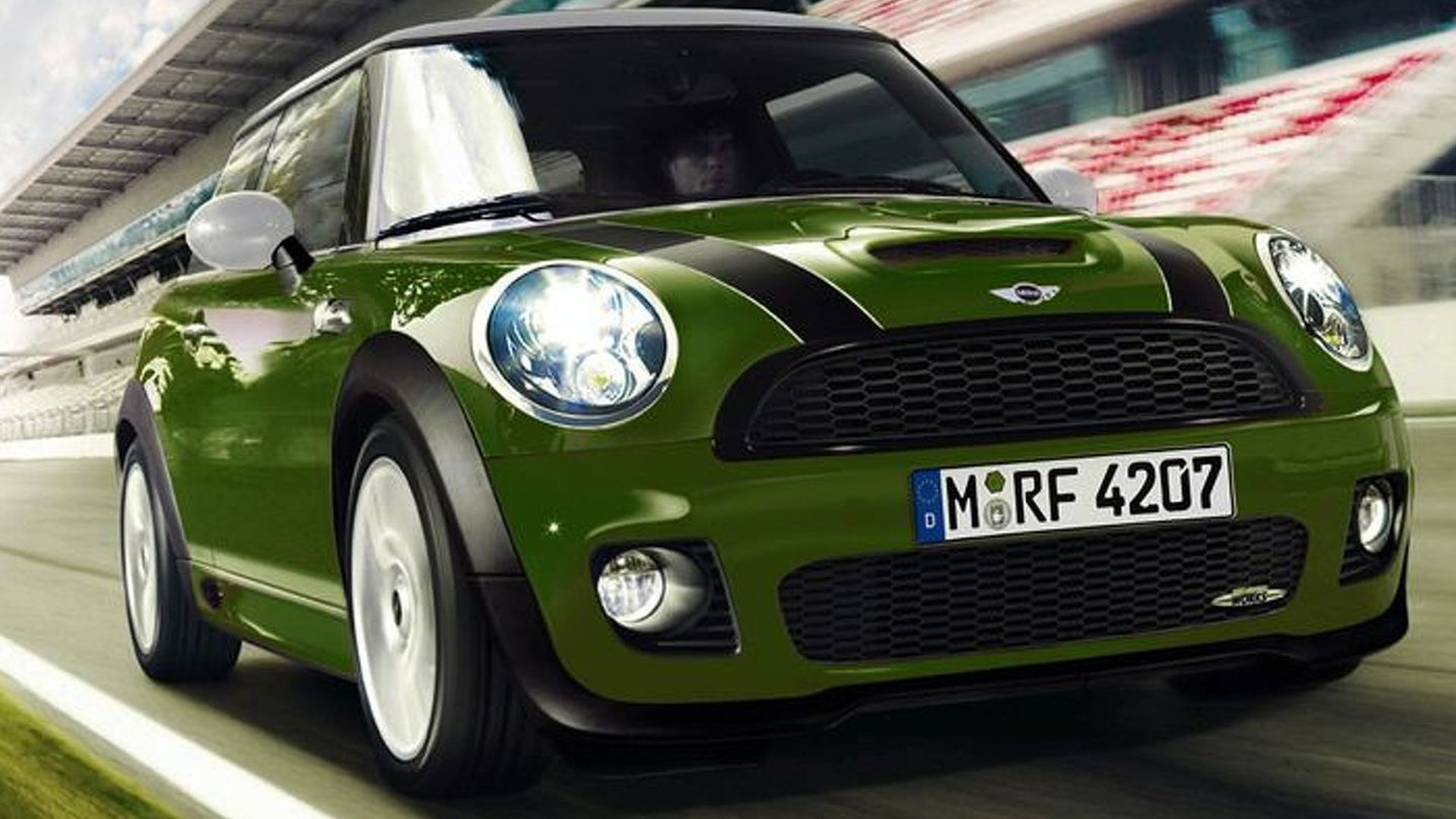 Mini Cooper JCW F1 Special Edition in the Works?