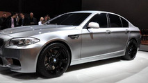 Official 2012 BMW M5 Concept photos - watch the reveal [videos]
