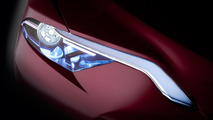 Toyota NS4 Plug-in Hybrid Concept teaser photo