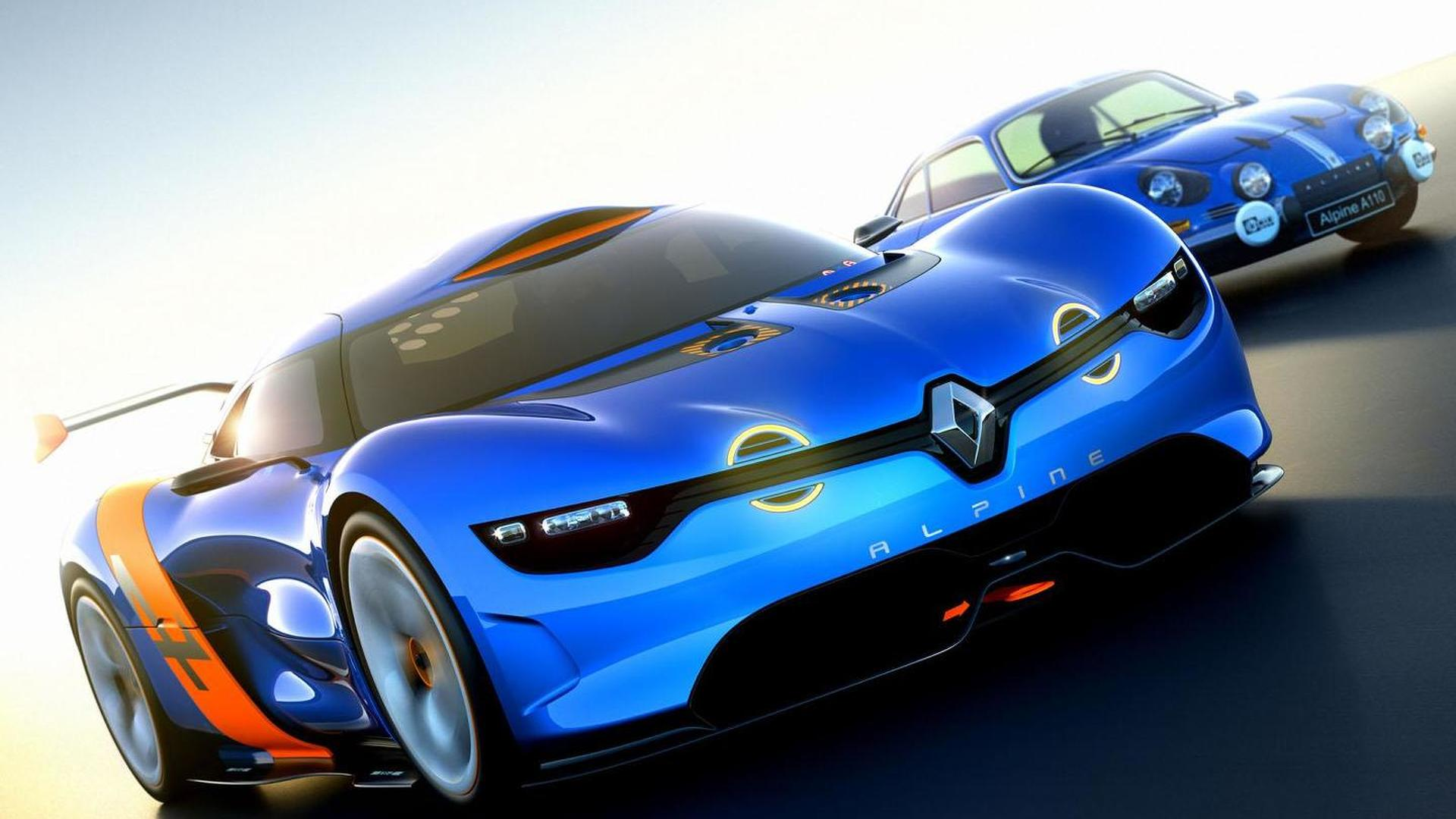 Renault Alpine under development, production could be announced shortly - report