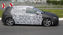 2014 Volkswagen Golf VII GTI prototype spy photo