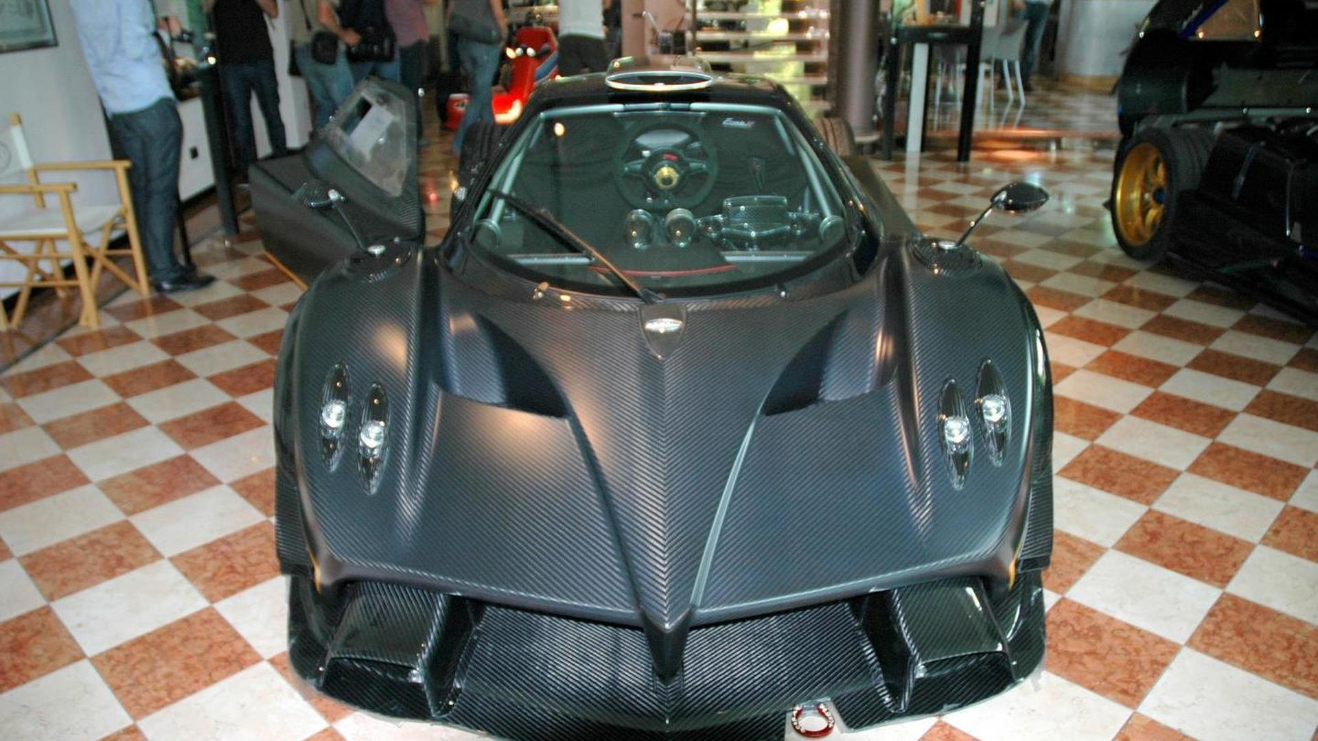Pagani Zonda R Evo to debut at Goodwood Festival of Speed - report