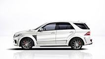 2012 Mercedes-Benz ML63 AMG by TopCar 28.12.2011