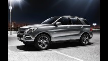 Mercedes-Benz ML500 4MATIC BlueEFFICIENCY