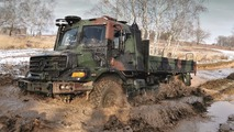 There's nothing more hardcore than the military grade Unimog, Zetros