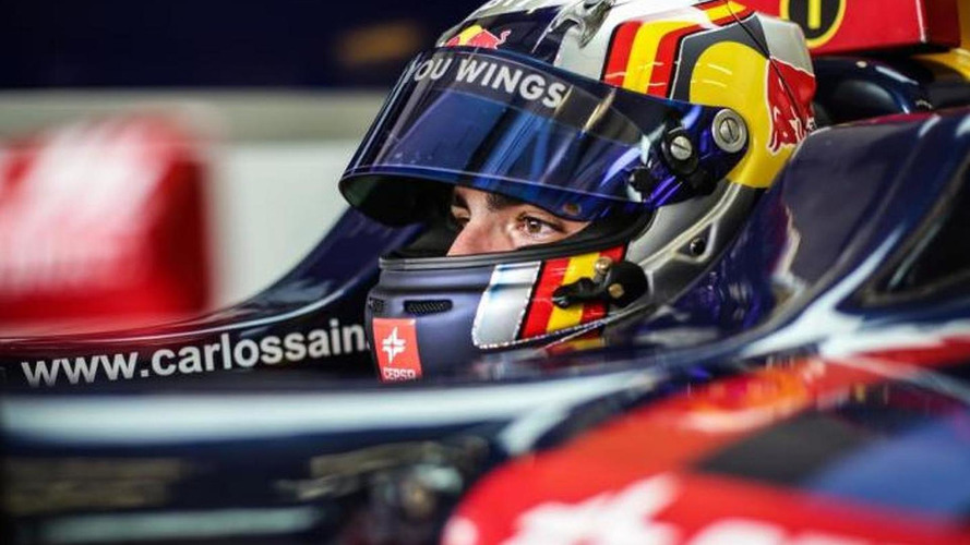 Meetings could decide Toro Rosso future for Sainz