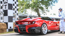 Ferrari F12 TRS tackles Goodwood [video]