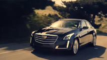 2015 Cadillac CTS screencap