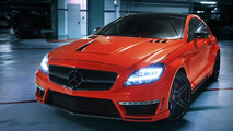 Mercedes-Benz CLS63 AMG by German Special Customs