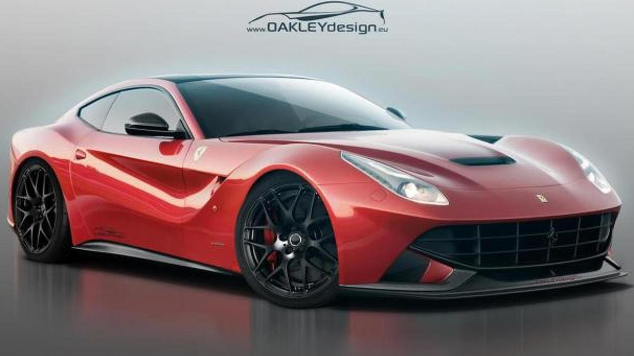Ferrari F12 Berlinetta by Oakley Design