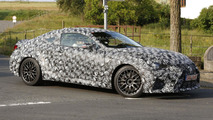 2015 Lexus IS F Coupe / RC F Coupe spy photo 16.7.2013