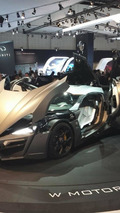 Lykan Hypersport production version storms into Dubai Motor Show