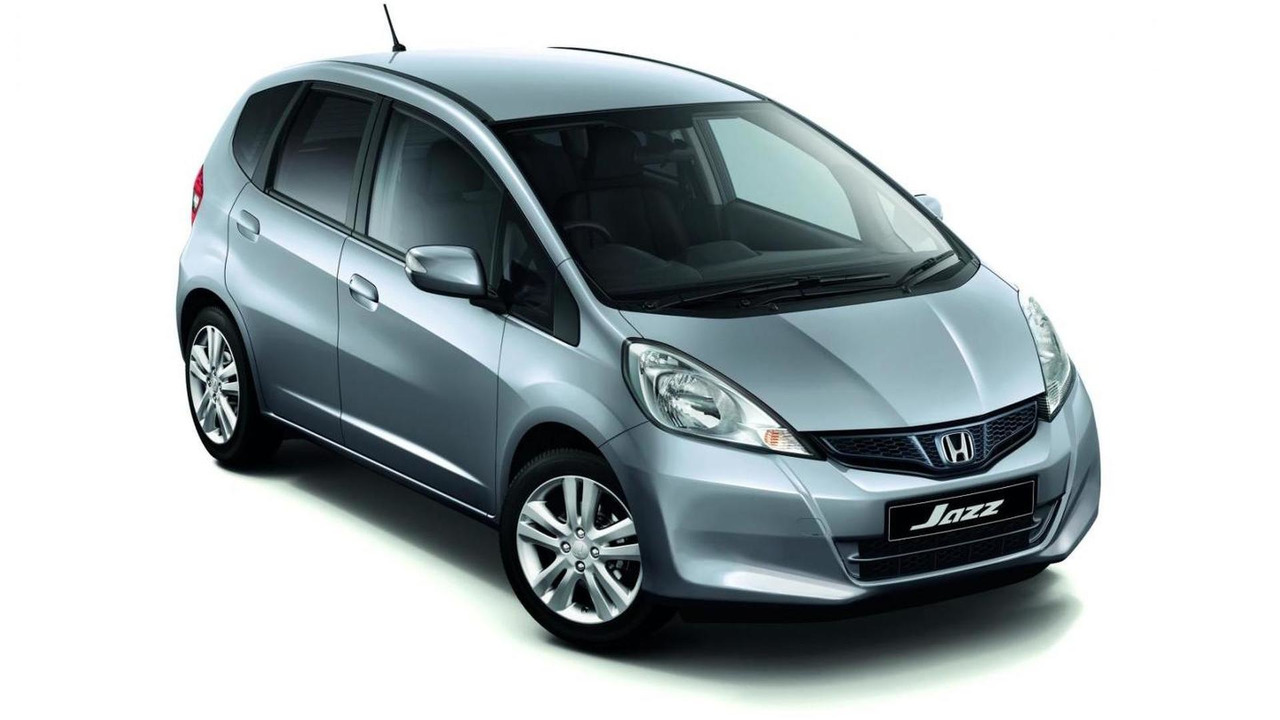 Honda Jazz ES Plus 04.07.2013
