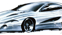 Ford shows the front-wheel drive horrors that could have been the 1994 Mustang