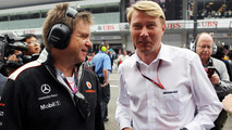 Hakkinen blasts Vettel for ignoring orders