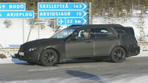 Mercedes C-Class Station Wagon First Photos