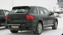 New Porsche Cayenne Facelift Spy Pics