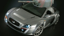 ProDrive and Cosworth Light-Weight Armoured Vehicle Program