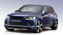 Volkswagen Touareg V8 4.2 TDI facelift upgraded to 930 Nm by JE DESIGN