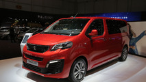 Peugeot Traveller joined in Geneva by one-off i-Lab VIP 3.0 Shuttle