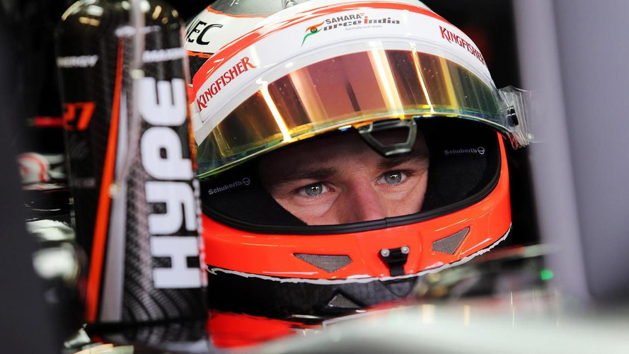 Now Hulkenberg linked with Ferrari move