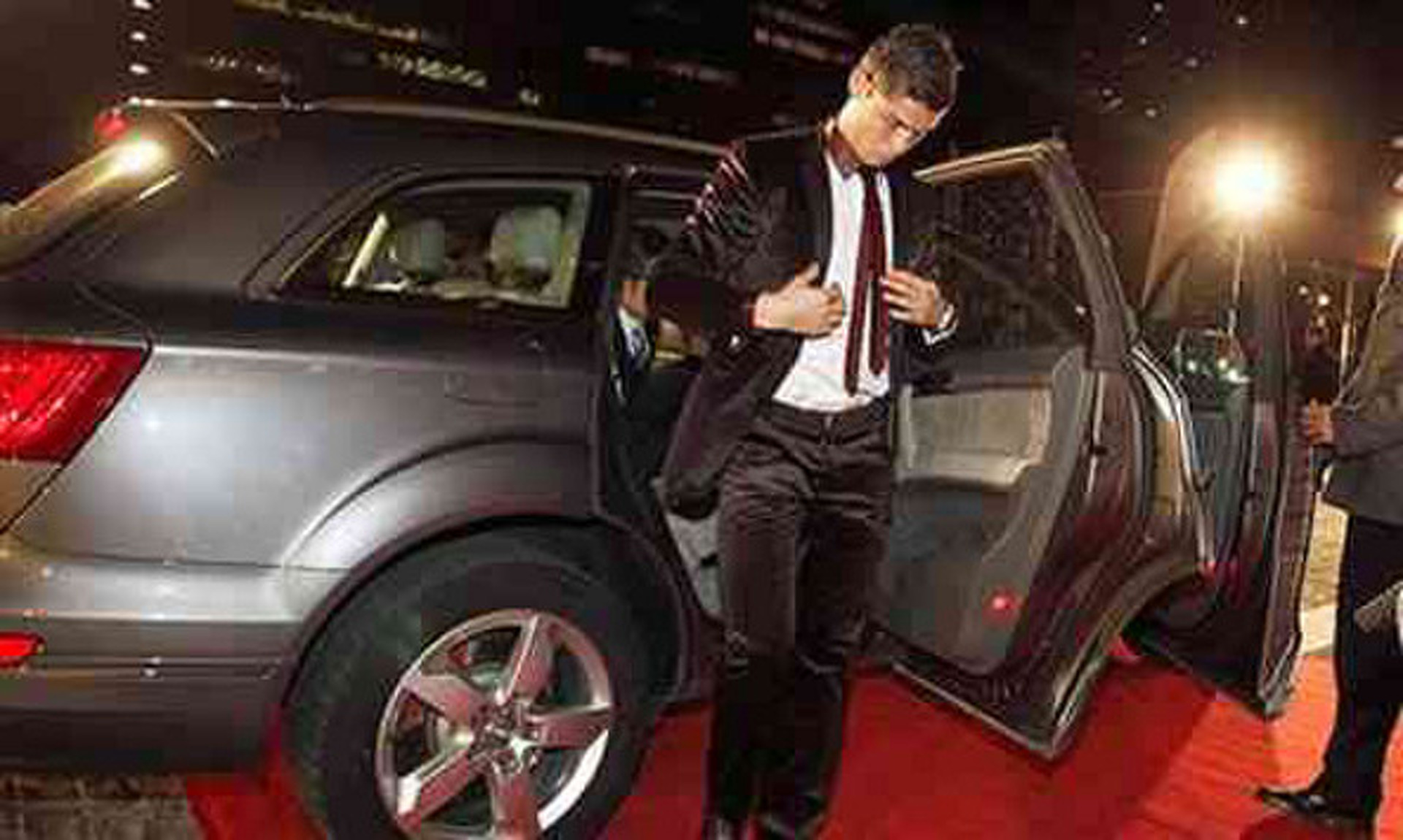 Cristiano Ronaldo and His Cavalcade of Expensive Cars
