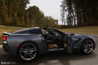 This Trick Allows The Corvette Stingray To Get 30 MPG