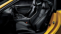 Toyota 86 Yellow Limited