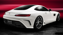 Mercedes-AMG GT gains aero tweaks from Wald