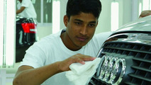 Audi A6 production in India