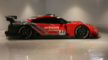 Nissan GT-R GT500 race car