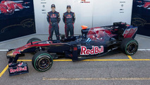 Toro Rosso STR5 Launched in Valencia