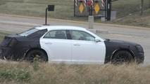 2012 Next generation Chrysler 300 spied