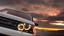 Land Rovers to be built in India and China