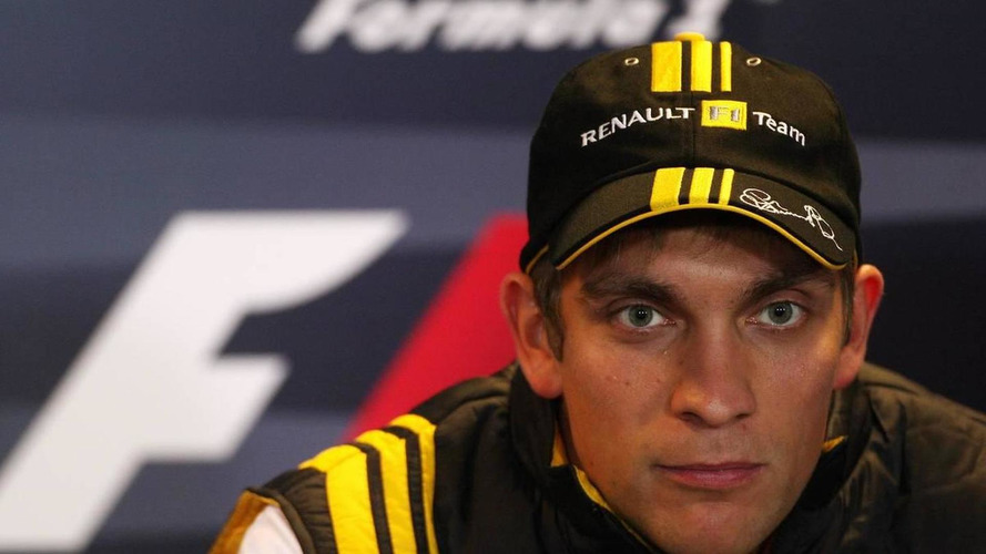 Petrov eyes F1 return with Williams, Marussia