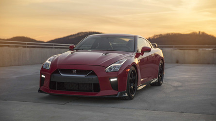 2017 Nissan GT-R Track Edition Is Still Road Legal